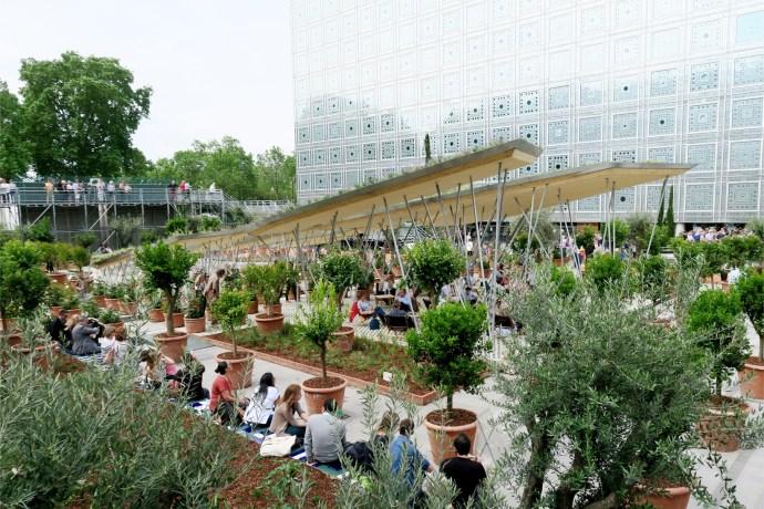 Les jardins d'Orient - La (Parenthèse)