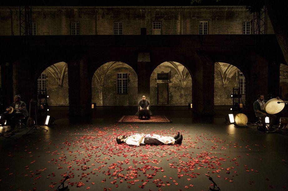 Leila se meurt © Christophe Raynaud de Lage
