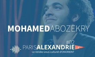 abozekry Mohamed ONORIENT Radio Campus Paris