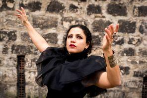 Emel Mathlouthi à La Gaité Lyrique pour un show exceptionnel
