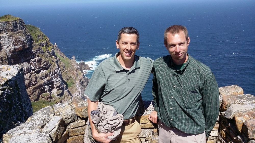 Bloom Where You're Planted- Cape of Good Hope Baboons (1/6)