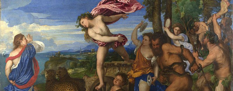 The Transformation of Bacchus