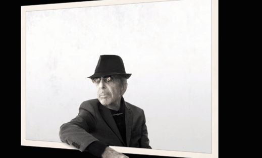 When Facing God – Leonard Cohen