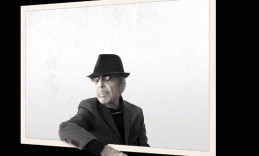 When Facing God – Leonard Cohen