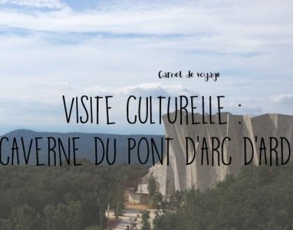 Visite de la Caverne du pont d'Arc d'Ardèche, la deuxième grotte Chauvet
