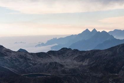 paysage de montagne huayna potosi bolivie