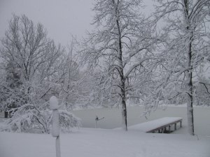 March 9, 2012 snow