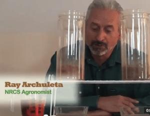 Ray Archuleta no-till farming