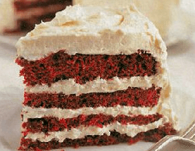 Soil is like cake. They both have layers.