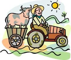 FarmerAndCow