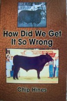 "Chip Hines Book ""How Did We Get It So Wrong?"""