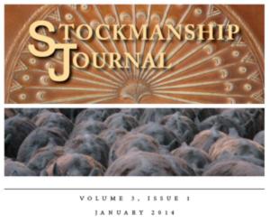StockmanshipJournalCover
