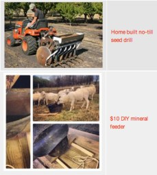 Here are some examples of tools you'll find at the Farm Hack Site.  Click and visit!