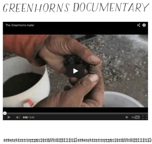 Greenhorns Documentary