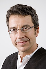 "English author George Monbiot writes a weekly column for the Guardian.  He has written a number of books, including ""Captive State: The Corporate Takeover of Britain"" (2000) and ""Feral: Searching for Enchantment on the Frontiers of Rewilding."" In his website bio he says ""Here are some of the things I try to fight: undemocratic power, corruption, deception of the public, environmental destruction, injustice, inequality and the misallocation of resources, waste, denial, the libertarianism which grants freedom to the powerful at the expense of the powerless, undisclosed interests, complacency."""
