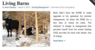 Living Barns
