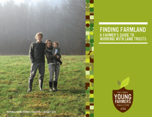 How to Work With Land Trusts NYFC