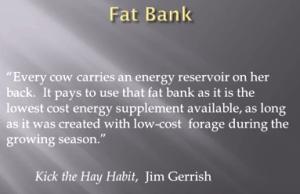 Jim Gerrish Fat Back Quote