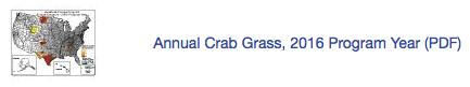 Crabgrass drought payment