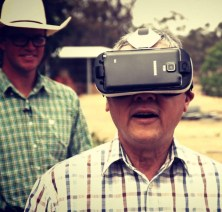 Is this what the rancher of the future will look like?