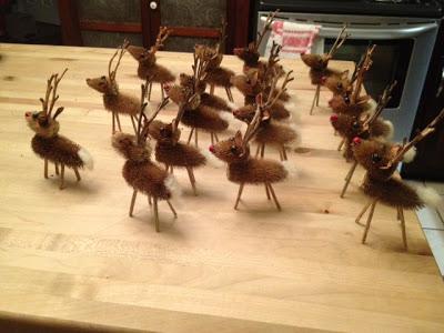 teasel-reindeer