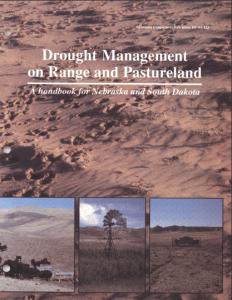 Drought plan resource