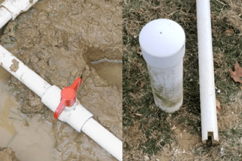 Finding and Solving Leaks in Your Watering System