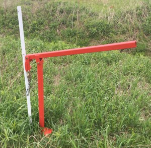 Temporary Perimeter Fencing – On Pasture