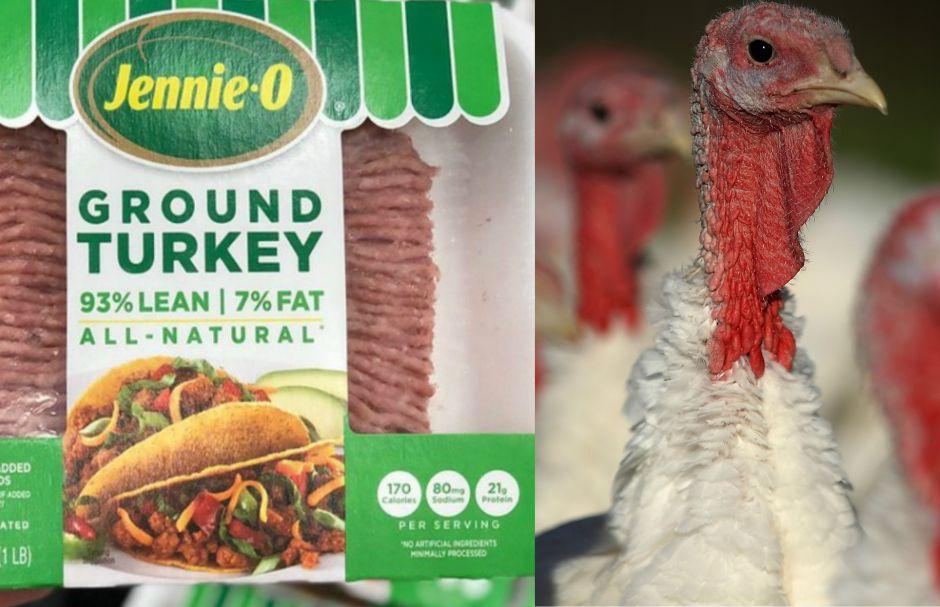 """Alerta por brote de Salmonella en carne de pavo a días de fiesta de """"Thanksgiving"""""""
