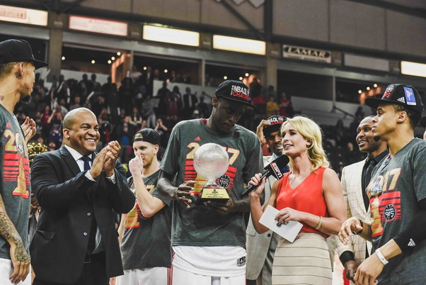 Image result for siakam g league mvp""