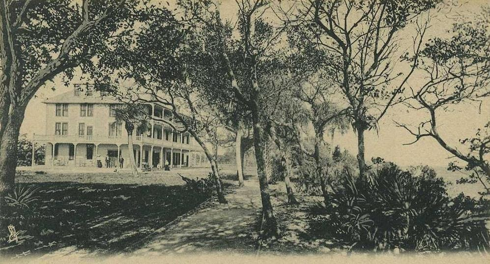 Picture of Historical Building in Melbourne Florida
