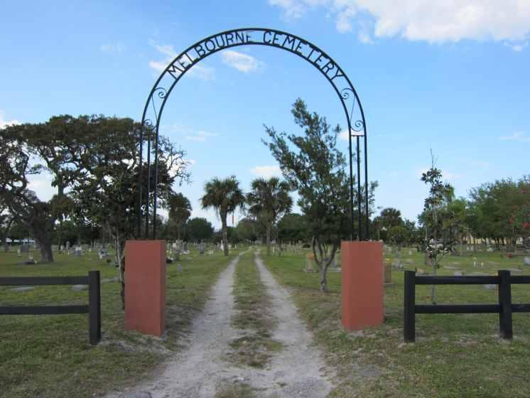Melbourne Florida Cemetery