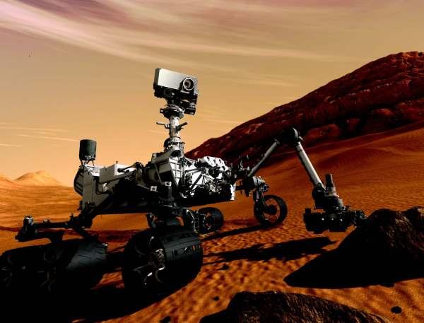 JPL Curiosity Mars Rover Dr Ravi Prakash On Purpose