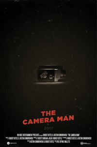 The Camera Man Official Poster