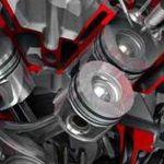 60-degree 24 valve V6 Engine