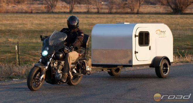 Vidd magaddal otthonodat a motoros túrára is!
