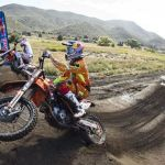 (L-R) Ryan Dungey and Marvin Musquin – Action