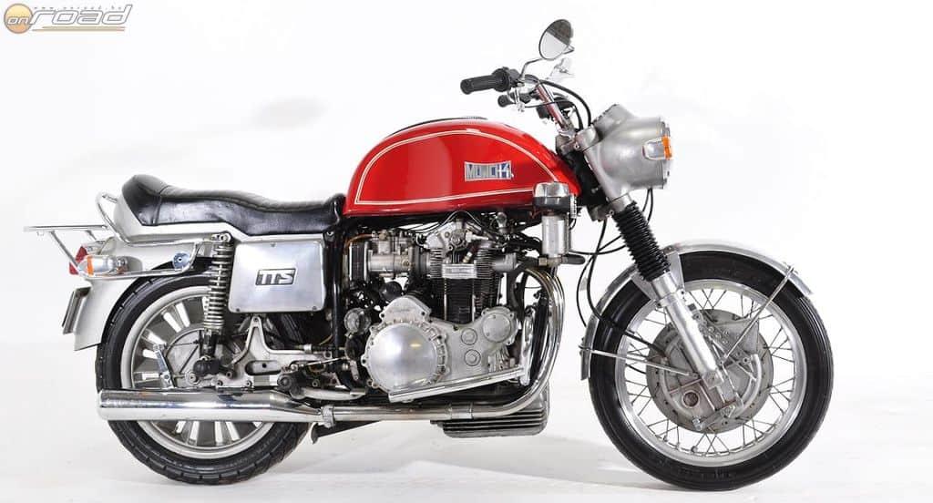 A Münch 1200 TTS a maga korában gyors és különleges motor volt - viszont pokoli drága