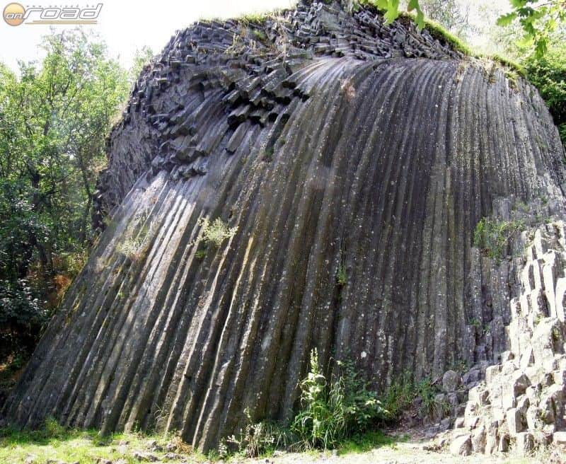 A bazaltorgona a világon is egyedülálló természeti jelenség
