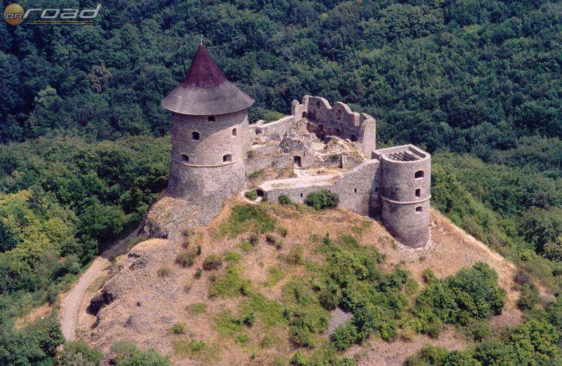 A Somoskői vár története a XIII. századig nyúlik vissza