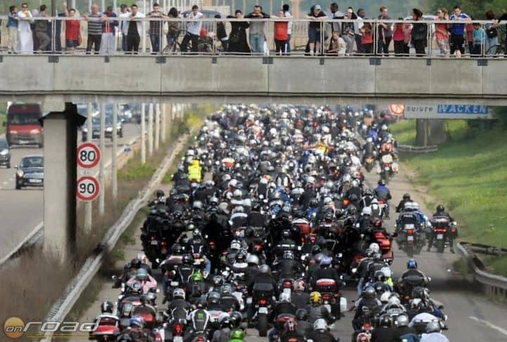 A lakosság szimpátiája teljes volt Strasbourgban is