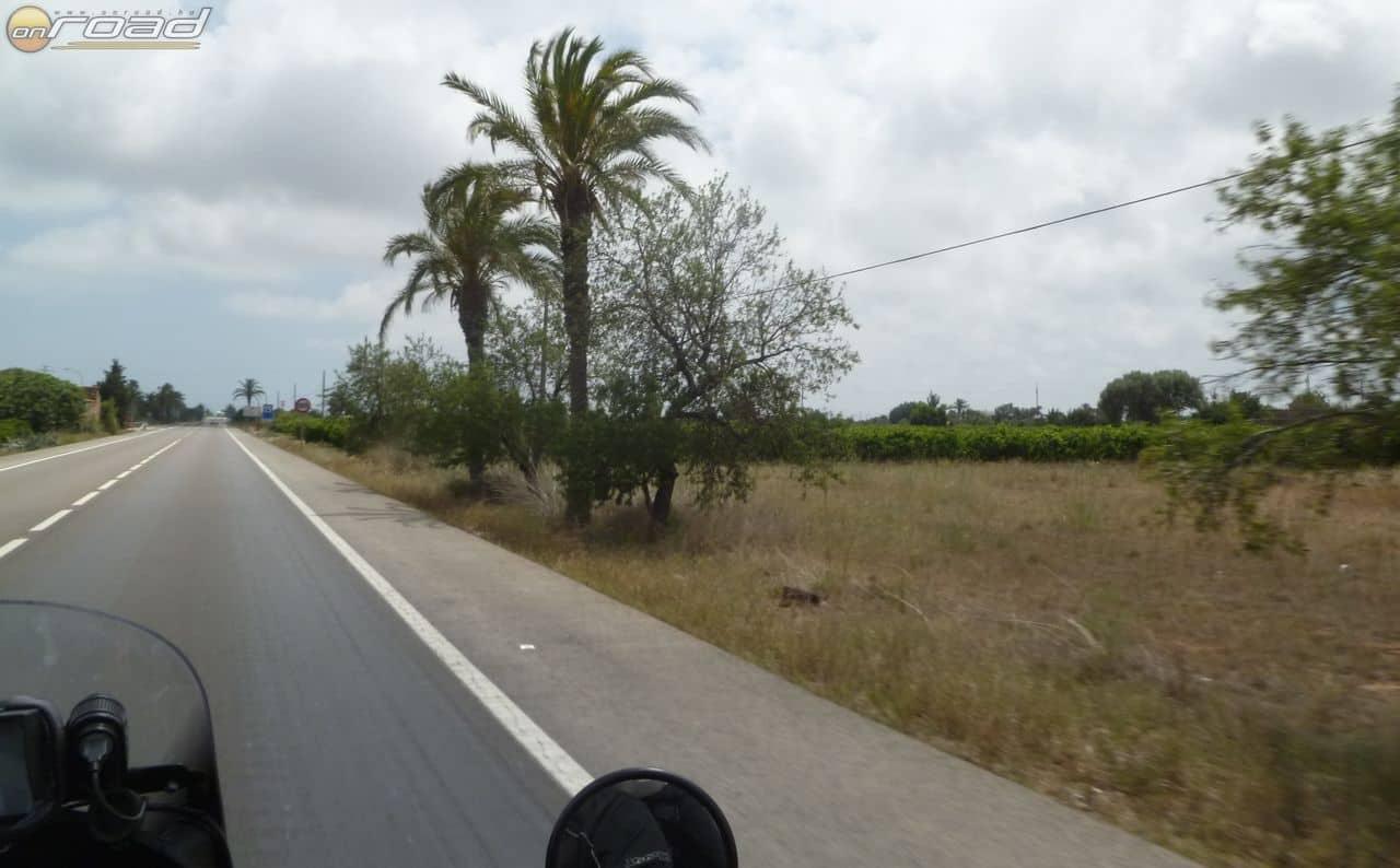 Valahol Andalúziában...