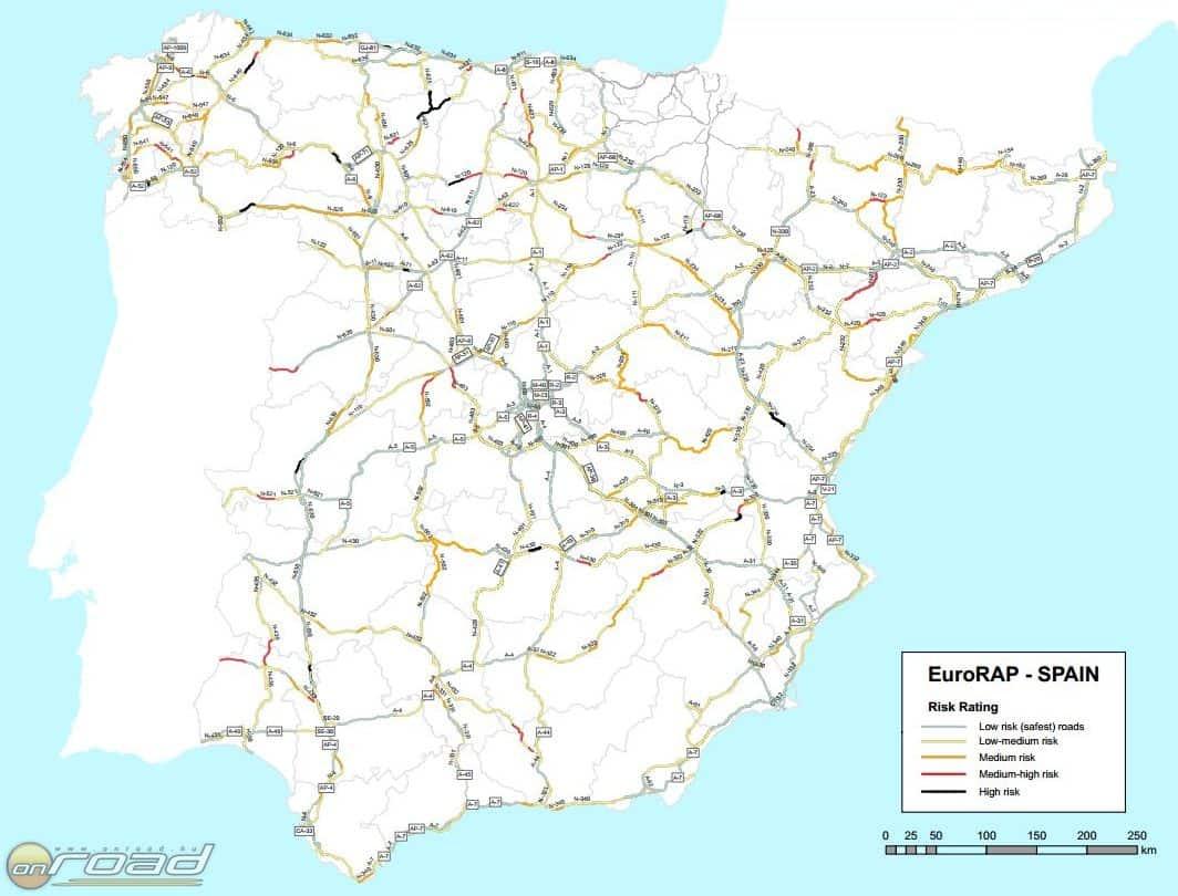 Spanyolország a legbiztonságosabb államok közé tartozik