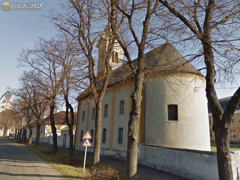 Sárga templom? (forrás: Google Street View)