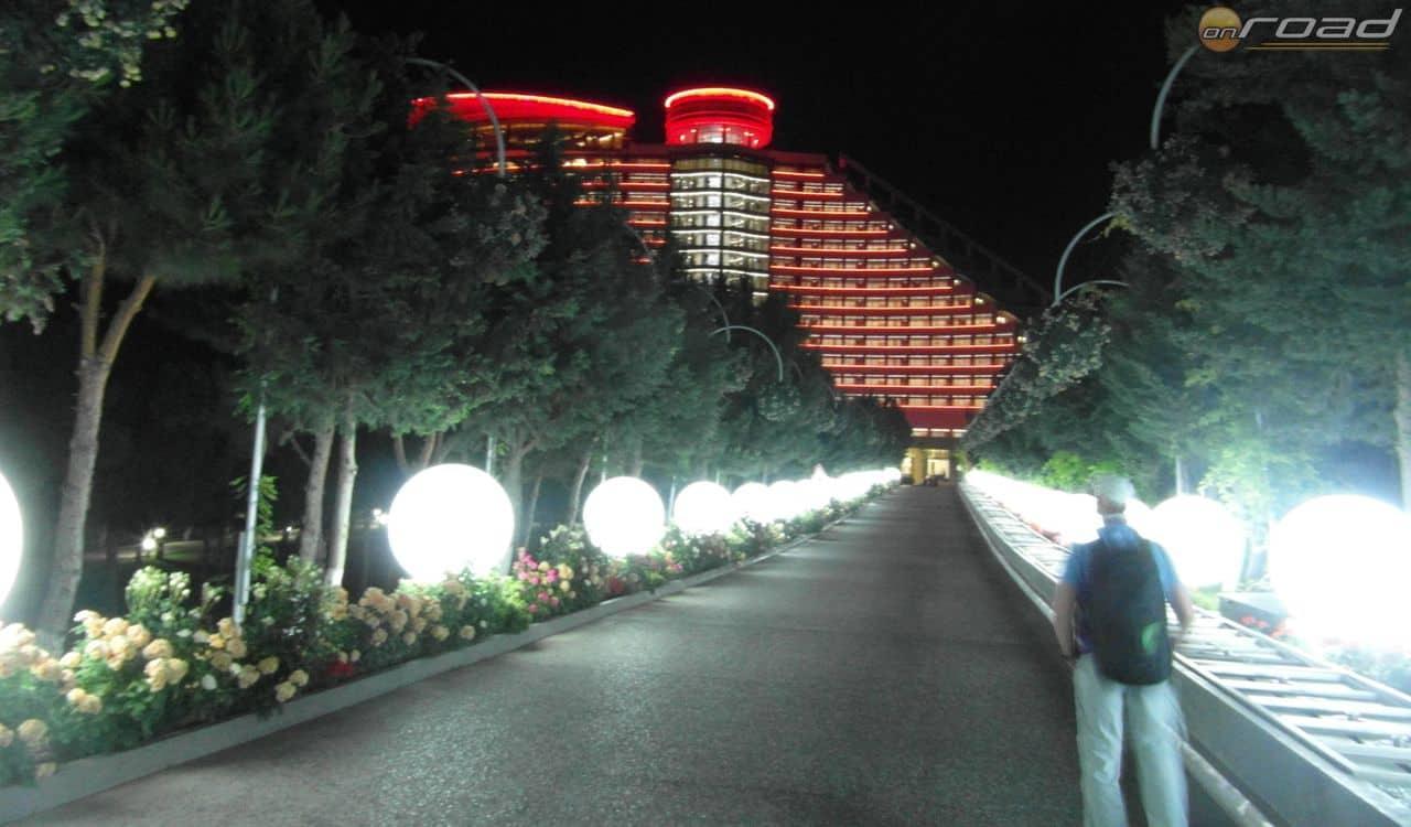 A Jumeriah hotel este