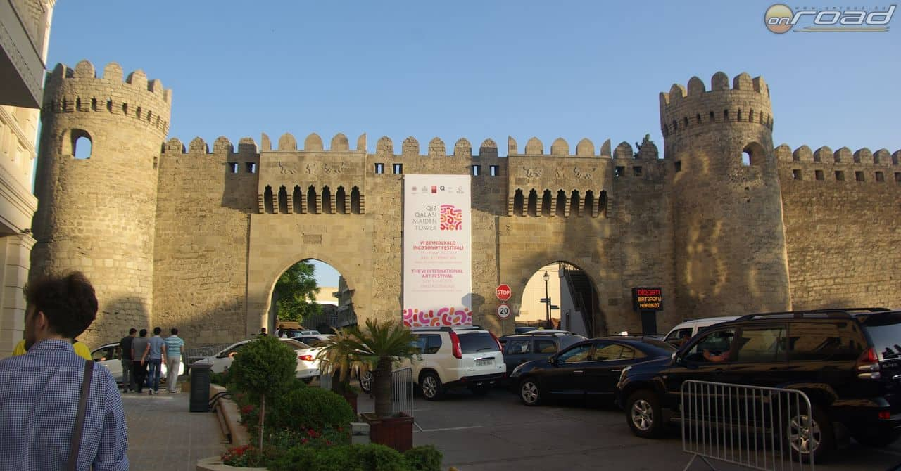 A régi városkapu