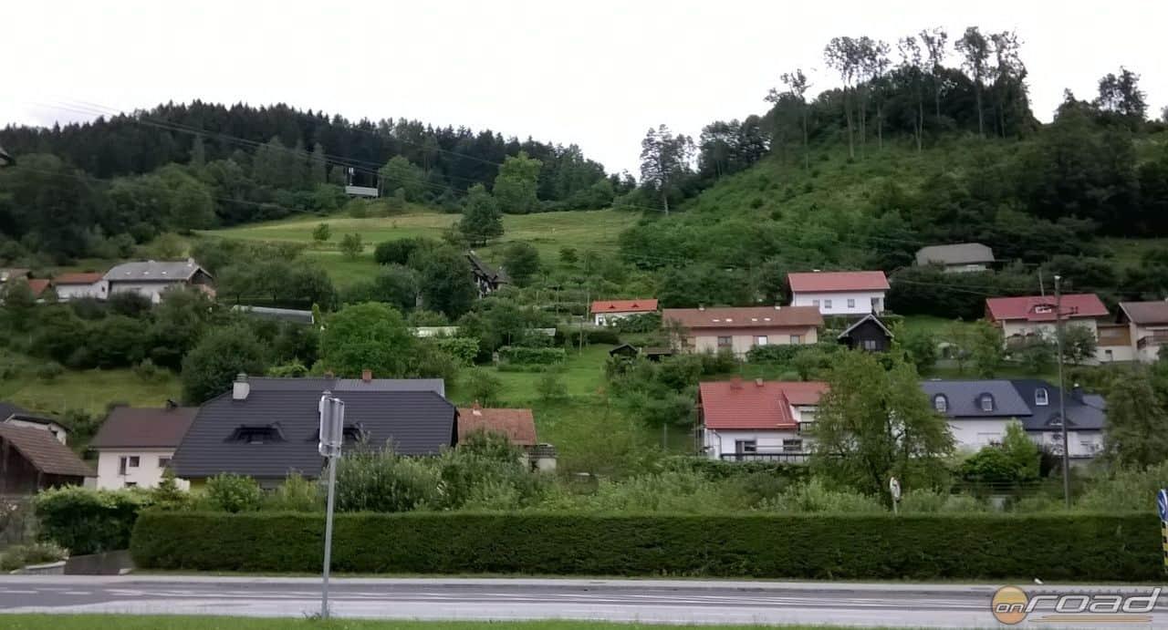 Ausztriába érve a megszokott mesekörnyezet fogadott