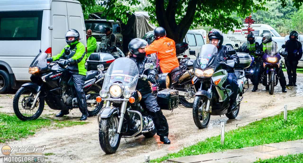 Bármilyen motorod van, szívesen látunk - hiszen egy kellemes aszfaltos túra is helyet kap az események sorában