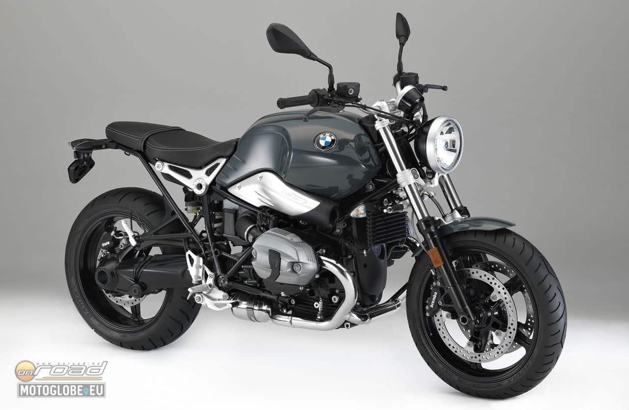 A BMW R nineT Pure az igazi minimalista roadster stílust képviseli