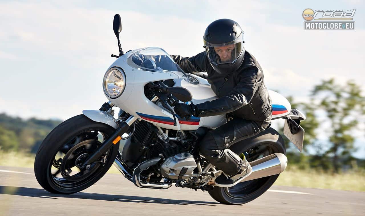 BMW R nineT Racer: fókuszban a kanyarok!
